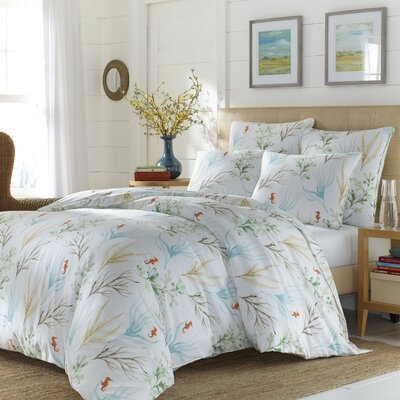 Florence 3 Piece Duvet Cover Set Size: King