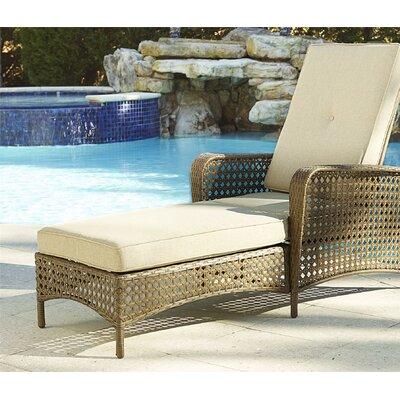 Zada Chaise Lounge with Cushion