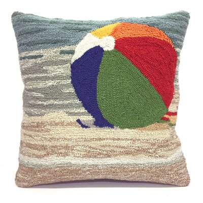 Cohen Lifes a Beach Throw Pillow