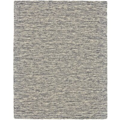 Isabela Hand-Tufted Gray Area Rug