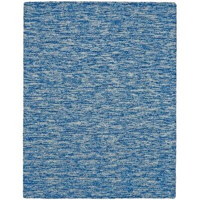 Isabela Hand-Tufted Azure Area Rug