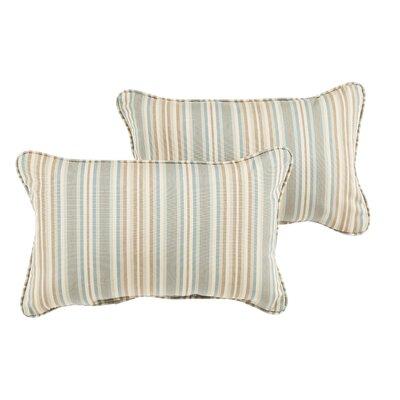 Cavisson Indoor/Outdoor Sunbrella Lumbar Pillow