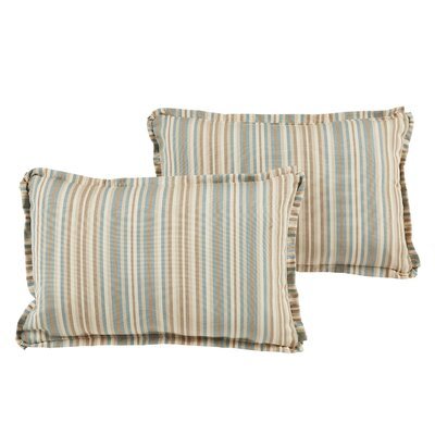 Cavisson Rectangular Indoor/Outdoor Sunbrella Lumbar Pillow