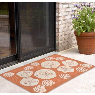 Trafalgar Shell Toss Doormat