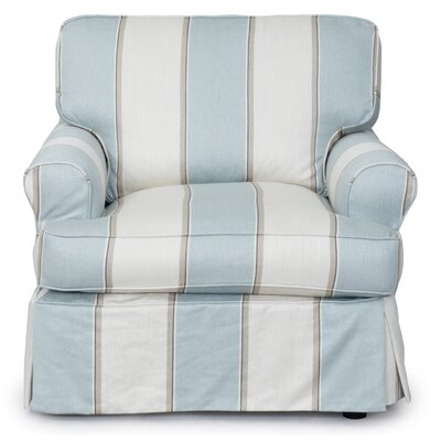 Coral Gables Polyester Armchair Slipcover