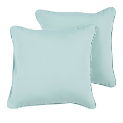 Colville Indoor/Outdoor Throw Pillow Size: 18 H x 18 W x 6 D