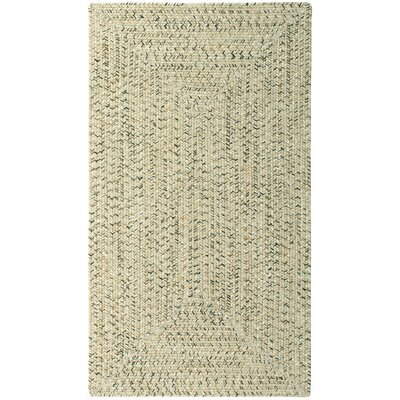 Lemon Grove Sandy Beach Variegated Outdoor Area Rug Rug Size: Concentric 18 x 26