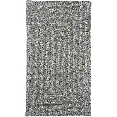 Lemon Grove Smoke Variegated Outdoor Area Rug Rug Size: Concentric Square 86