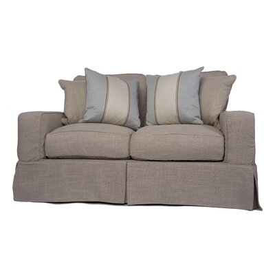 Miami Gardens Loveseat Slipcover Set