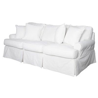 Coral Gables Slipcovered Sofa