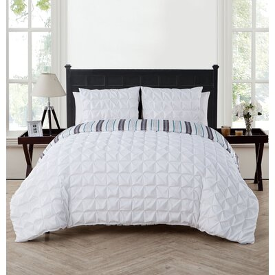 Fellsmere 3 Piece Duvet Set Size: Twin/Twin XL