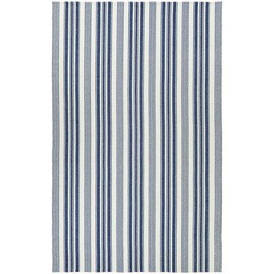Greater Carrollwood Coconut Hand-Woven Area Rug Rug Size: 5 x 8