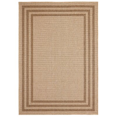 Sullivan Natural Indoor/Outdoor Area Rug