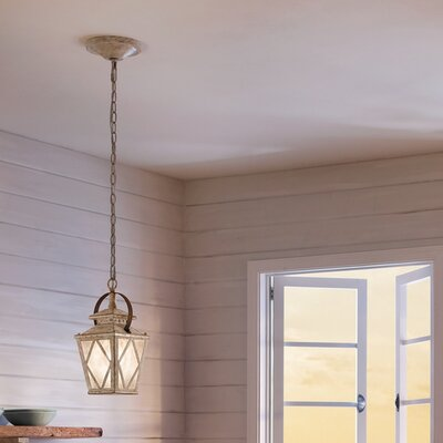 Clarksburg 2-Light Foyer Pendant