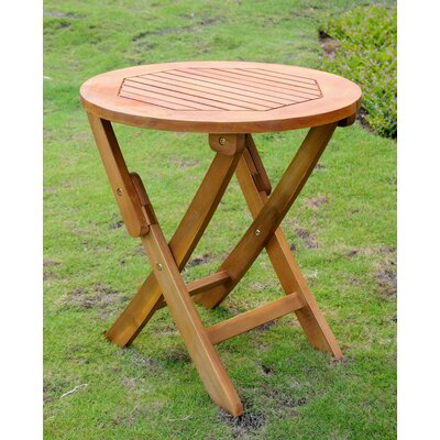 Bristol Side Table Finish: Natural Stain