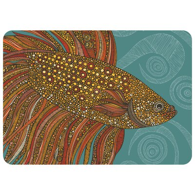 Redeker Beta Fish Kitchen Mat