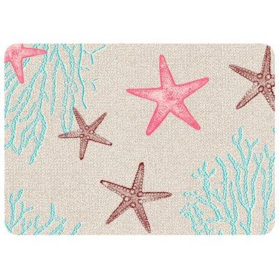 Annalise Starfish Hooked Doormat