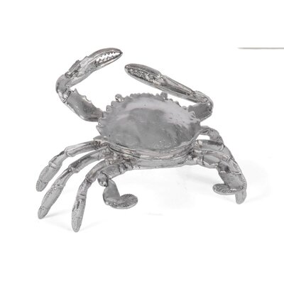 Silver Metal Crabby