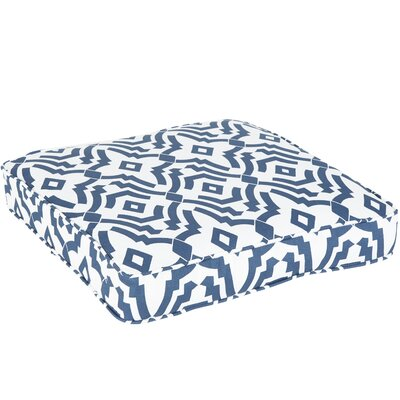Square Outdoor Dining Chair Cushion Size: 3H x 20 W x 20 D
