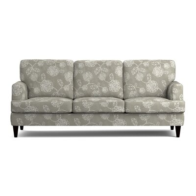 Lowes Replacement Sofa Slipcover Skirted: No, Upholstery: Taupe Floral