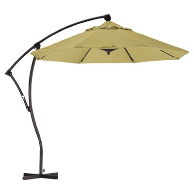 April 9 Cantilever Umbrella Fabric: Sunbrella A Wheat