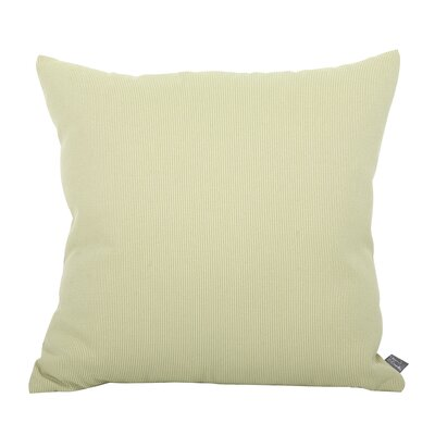 Venice Throw Pillow Color: Keylime