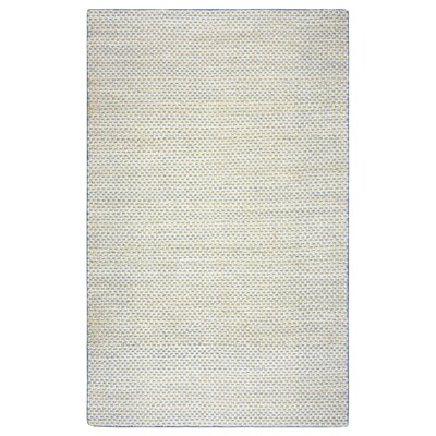 Hypoluxo Hand-Loomed Tan Area Rug Rug Size: Rectangle 5 x 8