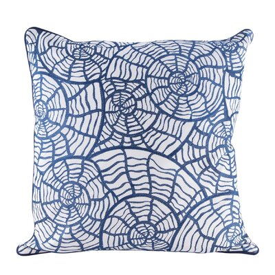 Banbury Cotton Throw Pillow