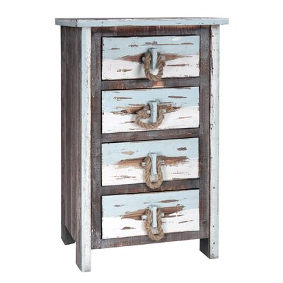 Mattapoisett 4 Drawer Chest