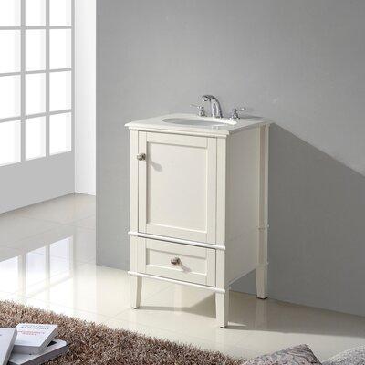 Hendry 21 Single Bathroom Vanity Set
