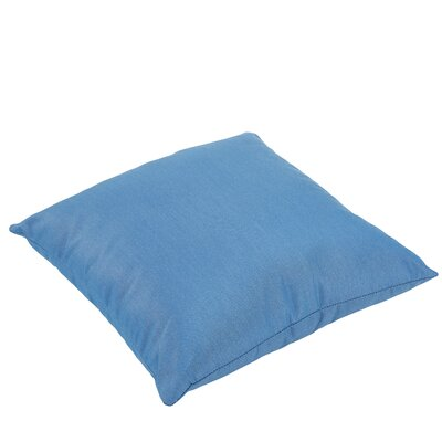Melitta Indoor/Outdoor Sunbrella Floor Pillow