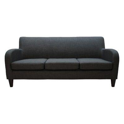 Paddington Standard Sofa Upholstery: Dum Dum Graphite
