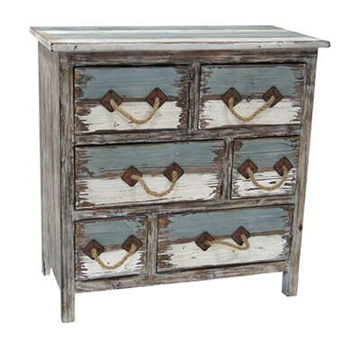 Rushmore 6 Drawer Chest