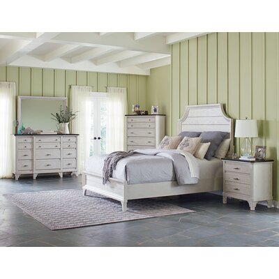 Georgetown Panel Configurable Bedroom Set