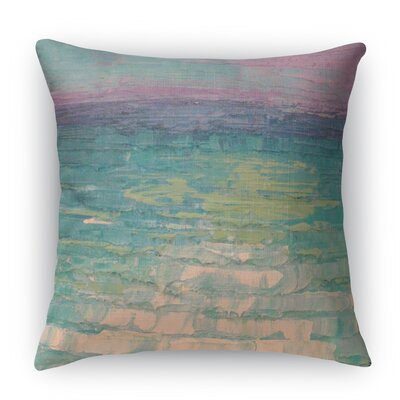 Colborn Wakes Throw Pillow Size: 18 H x 18 W x 3 D