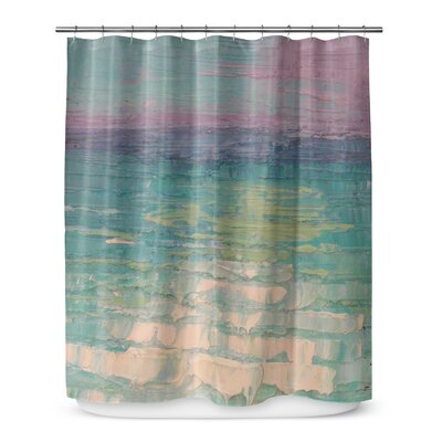 Redbay Wakes Shower Curtain