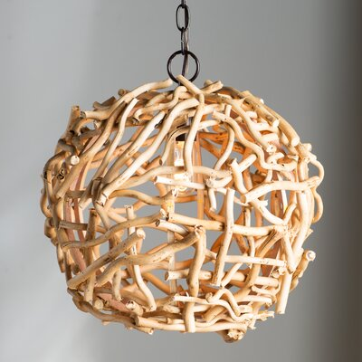 Gibson 1-Light Globe Pendant