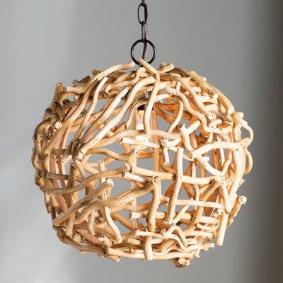 Gibson 1-Light Globe Pendant