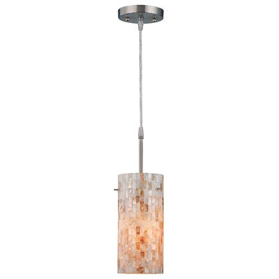 Channel 1-Light Mini Pendant