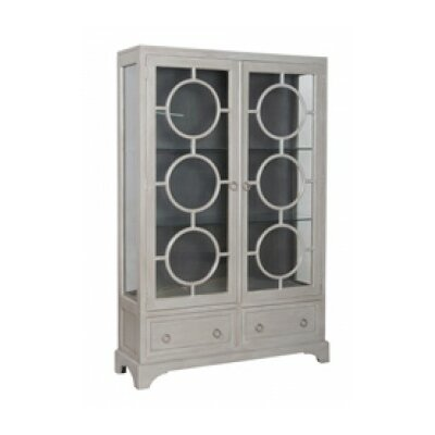 Bridgeview Standard China Cabinet Color: Manor Garden Gate/Manor Graystone