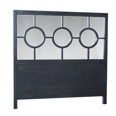 Bridgeview Panel Headboard Size: King