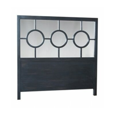 Bridgeview Panel Headboard Size: Queen
