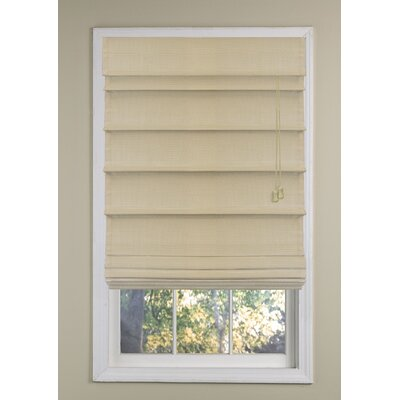 Blackout Roman Shade Size: 48 W x 72 L, Color: Dove