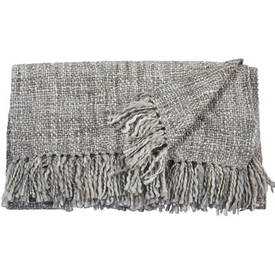 Seacor Blanket Color: Gray