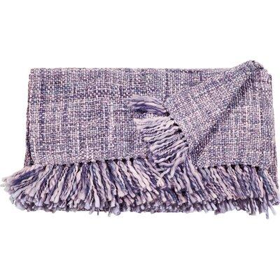 Larisa Blanket Color: Lavender