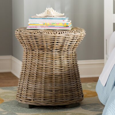 Rivera Rattan Side Table