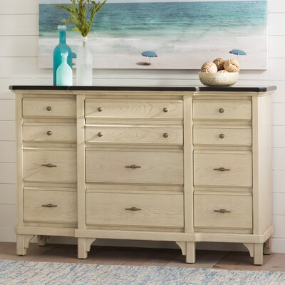 Georgetown 12 Drawer Dresser