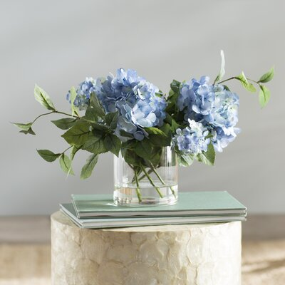 Hydrangea Flower Spray Arrangement