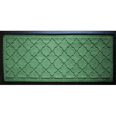 Anitra Cordova Boot Tray Color: Light Green