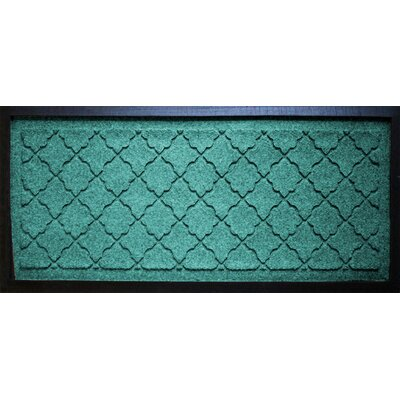 Anitra Cordova Boot Tray Color: Aquamarine